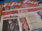 www.queenstreet.se Mikaela de Ville på Aftonbladets innelista