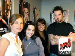 Evanesence & Alexandra Maric