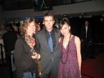 Mikaela de Ville, Matthew Lewis, Katie Leung från Harry Potter. www.queenstreet.se
