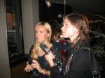 Sofi Fahrman och Mikaela de Ville