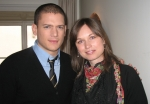 Wenthworth Miller och Mikaela de Ville