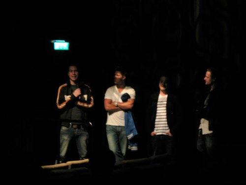 www.queenstreet.se Kvartetten bakom Scener ur ett kändisskap