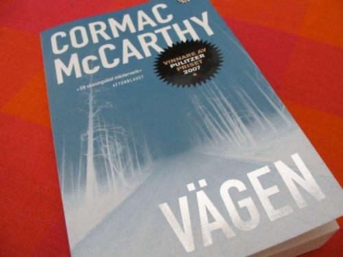 www.queenstreet.se Cormac McCarthy Vägen