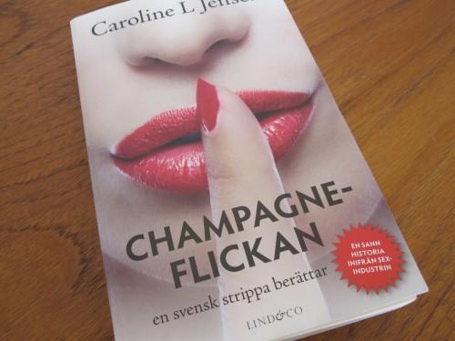 www.queenstreet.se Champagneflickan av Caroline L Jensen