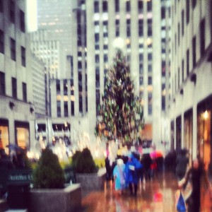 www.queenstreet.se Rockefeller Center julgran dec 2012